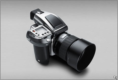 Hasselblad starts shipping H4D Ferrari limited edition camera | Photography Gear News | Scoop.it