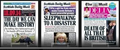 Holding back | Referendum 2014 | Scoop.it