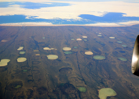 The Really Scary Thing About Those Jaw-Dropping Siberian Craters | Peer2Politics | Scoop.it