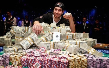 Typical styles in playing Poker online to increase change of winning   tubep   Scoop.it