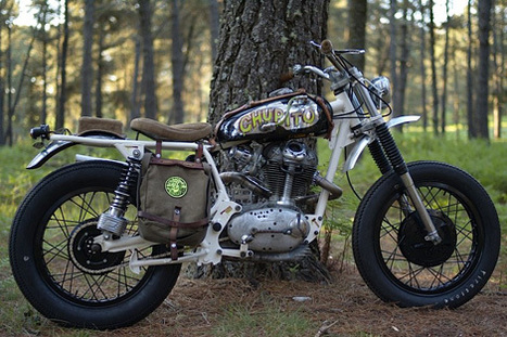 Chupito Ducati custom | iainclaridge.net | Desmopro News | Scoop.it