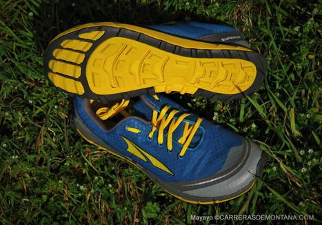 Zapatillas Trail Running: Altra Superior 2.0 (130€/247gr/Drop0mm) Maximalismo para pista y senderos. Análisis técnico y prueba 200k por Mayayo. | trailrunning | Scoop.it