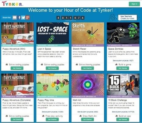 Ocho divertidos juegos para que los peques se inicien en programación | Gustavo Martínez Blog´s | Herramientas Digitales para el profesorado | Scoop.it