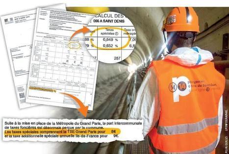 Où passent les millions du futur métro du Grand Paris ? | Le Grand Paris sous toutes les coutures | Scoop.it