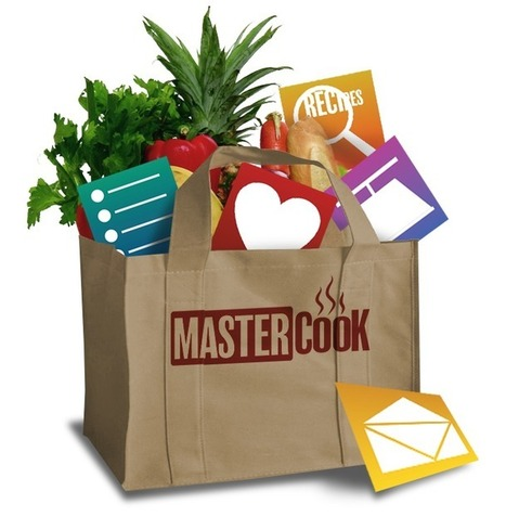 MasterCook | Make your own Recipe and Cookbook Management Software: Mastercook.com | Scoop.it