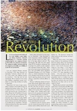 The Aquaculturists: 29/10/2014: The live feed revolution | Mina Tani Semesta | Scoop.it