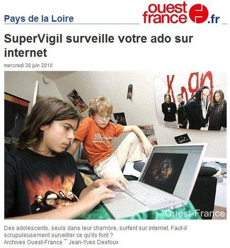SuperVigil - Page d'acceuil   Dangers du Web   Scoop.it
