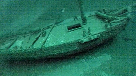 Explorers find 2nd oldest confirmed shipwreck in Great Lakes | ScubaObsessed | Scoop.it