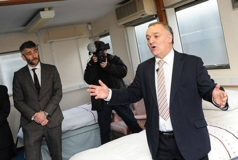 2nd Feb: Former Stoke City manager Lou Macari opens £150k homeless shelter | Stoke-on-Trent & North Staffordshire | Scoop.it