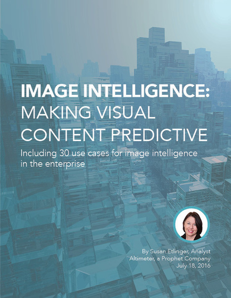 Image Intelligence: Making Visual Content Predictive | Museums and emerging technologies | Scoop.it