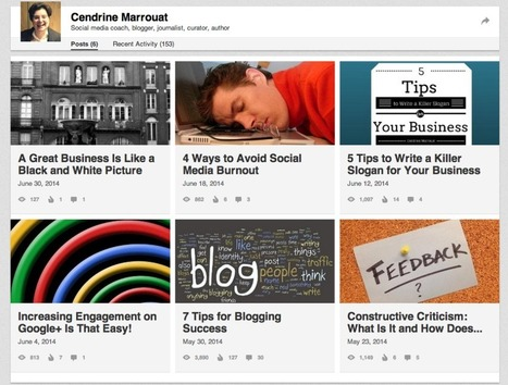 9 simple tips to make the most of LinkedIn | Business in a Social Media World | Scoop.it