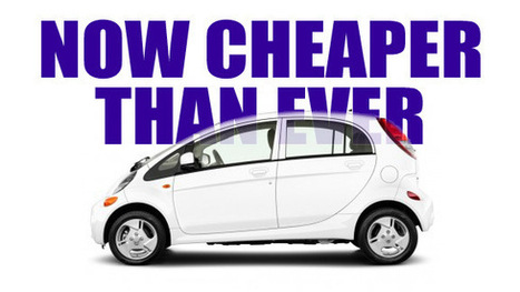 California Offers Electric Car Subsidies For Low-Income Families | Sustain Our Earth | Scoop.it