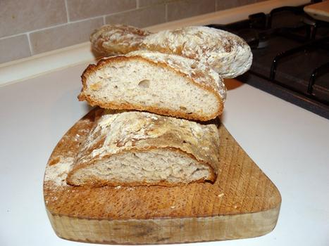 Pane senza glutine: bontà e gusto anche per i celiaci | FreeGlutenPoint | Scoop.it