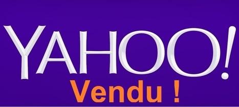 Officiel : Verizon rachète Yahoo pour 4,83 milliards de dollars | Chiffres et infographies | Scoop.it
