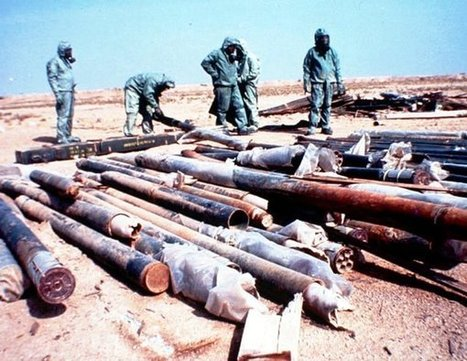 C.I.A. Is Said to Have Bought and Destroyed Iraqi Chemical Weapons | Research Meditations | Scoop.it