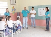 Diario Nuevo Día :: Estudiantes universitarios fortalecen valores en infantes | Educación Matemática | Scoop.it