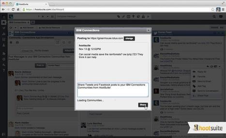 Enterprise Social Networking Finds Integration Is A Hoot - IT Jungle   Social Media   Scoop.it