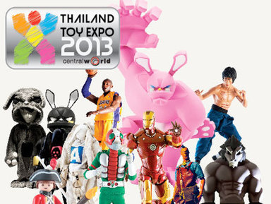 Thailand Toy Expo 2013 | Everything!!!! | Scoop.it
