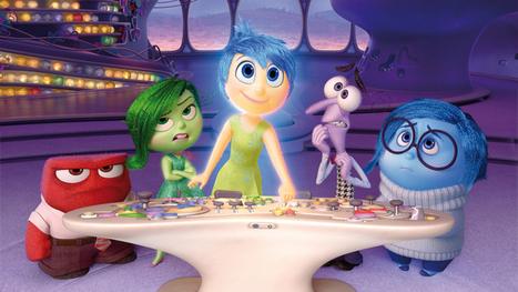 «Τα Μυαλά που Κουβαλάς»: Πώς η Pixar κατάφερε να ξεπεράσει τον εαυτό της | omnia mea mecum fero | Scoop.it