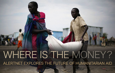 Future of Aid - Where's The Money? A Full Expose by AlertNet | Corporate Social Responsibility, CSR, Sustainability, SocioEconomic, Community | Scoop.it