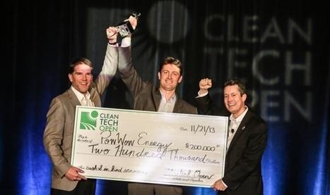 PowWow Energy, vainqueur du Grand Prix Cleantech Open 2013 | Yes we gagne | Scoop.it