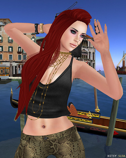 Second Life Fashion Addict: Hair Fair - Vodka Mixer | SL Fashion Addicts Anonymous | Scoop.it