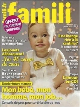 Famili, magazine familial, familier des stéréotypes sexistes - Acrimed   Action Critique Médias   Liberté de genre, égalité des sexes et solidarité pour tous   Scoop.it