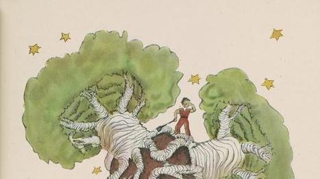 Los dibujos de Saint-Exupéry de 'El principito' que nunca habías visto | Animación a lectura | Scoop.it