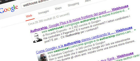Come inserire l'Authorship Markup | Social Media Consultant 2012 | Scoop.it