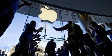 Apple et Google détrônent Coca-Cola au rang des marques les plus réputées | Geeks | Scoop.it