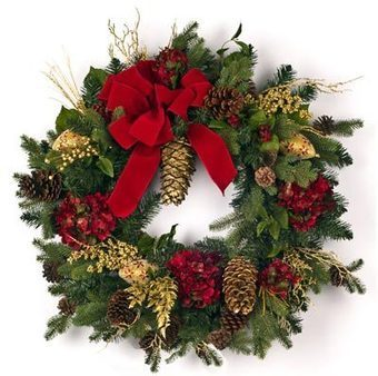 Christmas Wreaths for Indoors and Outdoors | Ideas for Christmas Gifts and Decorating | Scoop.it