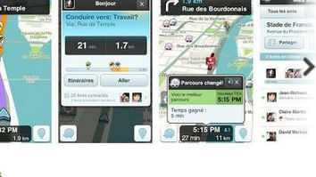 Google achète Waze pour 1,3 milliard de dollars | Geeks | Scoop.it