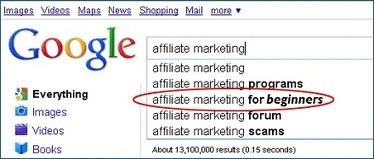 Advice On Affiliate Marketing For Beginners | Things to help you lose weight | Scoop.it