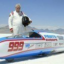 Land Speed Racer Sam Wheeler Dies After Bonneville Testing Crash | California Flat Track Association (CFTA) | Scoop.it