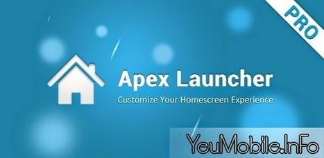 Apex Launcher Pro 2.5.0 Final Apk | YeuMobileVN | Scoop.it