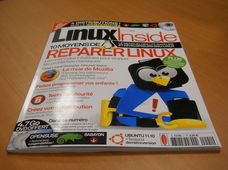 LinuxInside : un nouveau magazine sur GNU/Linux - Tux-planet | Geeks | Scoop.it