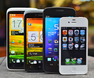 IDC: smartphones outsell feature phones for the first time ever | HTML5 Mobile App Development | Scoop.it