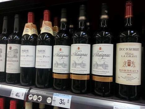 Carrefour revoit le packaging de ses vins MDD*        (*Marque de distributeur) | Vos Clés de la Cave | Scoop.it