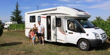 En Périgord, les camping-caristes se mettent au verre | Agriculture en Dordogne | Scoop.it
