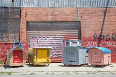 Tiny Houses: A Big Idea to End Homelessness  - NBC News   CLASS (Character, Leadership, all students, Scholarship, Service)   Scoop.it