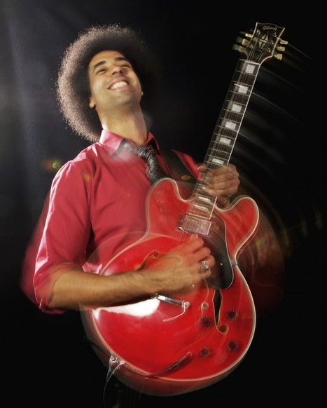 Young bluesmen take up the torch for a musical tradition - Washington Post   Gen Y music   Scoop.it