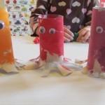 Simple spiders our preschoolers made | Teach Preschool | Scoop.it