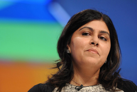 Baroness Warsi Was Right - Anti-Muslim Prejudice Seems to Be Increasingly ... - Huffington Post UK (blog) | The Indigenous Uprising of the British Isles | Scoop.it