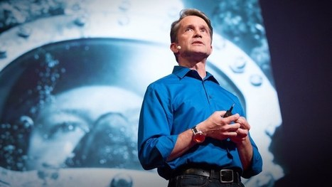 TED: Fabien Cousteau: What I learned from spending 31 days underwater - Fabien Cousteau (2014) | Inspiration & Motivation | Scoop.it