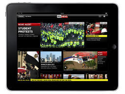 Sky creates new technology to mix live and VOD for iPad | Video Breakthroughs | Scoop.it