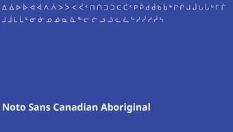 Noto: Een font met 300.000 letters voor 800 verschillende talen - Blokboek - Communication Nieuws | BlokBoek e-zine | Scoop.it
