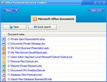 Best way to restore deleted or lost MS Office password   Software Reviews   Scoop.it