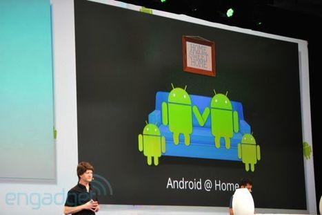 Google se lance dans la domotique avec la première Ampoule Android friendly | Android-France | Application web innovante | Scoop.it