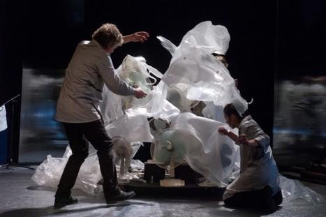Le Cube à Hérisson : «Qui viendra habiter dans l'Allier s'il ne s'y passe rien ?» | La Semaine de l'Allier | Revue de presse théâtre | Scoop.it