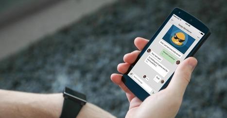 Google Hangouts on iOS Now Looks Like Messenger, WhatsApp | Tjänster och produkter från Google och andra aktörer | Scoop.it